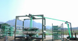 4-Shuttle Circular Loom for Vegetable Bag