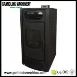 Freestanding Biomass Pellet Stove with Ce