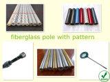 High Performance Fiberglass Pole with Pattern