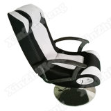 Blue Tooth Rocker PC Computer Swivel Game Chair with Speakers