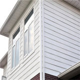 Non Asbestos Fiber Cement Lap Siding Board Assessed by Ce