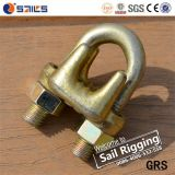 a Type Malleable Steel Galv Wire Rope Clamp