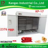 Automatic Quail Incubator