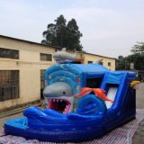 Shark Inflatable Combo with Pool (ACE2-116)