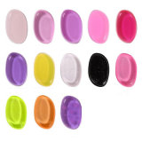 New Factory Wholesale Cosmetic Silicone Makeup Sponge for Bb Cream