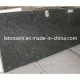 Butterfly Blue Granite Gangsaw Slab for Kitchen Countertop, Vanity Top