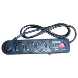 TV Voltage Surge Protector with German Style