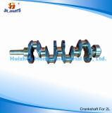 Auto Parts Crankshaft for Toyota 2L 13401-54040