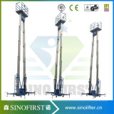 6m to 14m Towable Aerial Working Platform with Ce