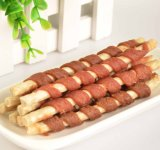 Lamb Wrap Munchy Stick Best Dog Products Supplier