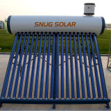 Non-Pressure Color Steel Solar Water Heater From China with CE