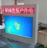 42inch LED Billboard and LCD Advertising Display