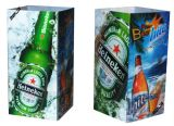 Good Quality 3D Effect Lenticular Lampshade Poster