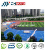 Eco-Friendly Basketball Court Floor for Campus/School/Playground