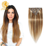 Clip in Hair Extension 100% Virgin Remy Human Hair Clip in Hair