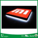 2017 Hot Sale Acrylic LED Letter with Ce, UL, cUL, SAA, Ect. Certificate