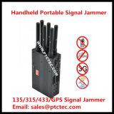 High Power Handheld GSM Signal Jammer/Signal Broker/Handheld Jammer