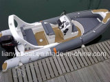 Liya 6.2m Yacht Equipmet Luxury Boat Large Rib Boat Manufacture