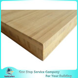 Carbonized/Caramel Color Multilayer Flat H Plate Bamboo Panel 31-35mm