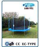 12ft Round Premium Trampoline with Safety Net