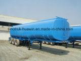 3-Axle 40cbm Fuel Tanker Semi Trailer