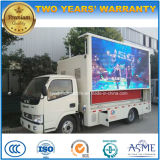Hot Sale 5 Tons Mobile Advertising Truck with Waterproof Screen