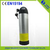 China Manufacturer 36V 12ah External Li-ion Battery Case for Electric Bike