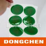 Custom Round 4c Printing Waterproof Durable Epoxy Dome Label Sticker