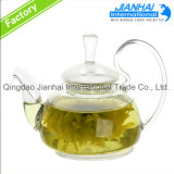 Wholesale High Heat Resistant Transparent Glass Teapot
