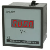 Single Phase AC Digital Voltage Meter