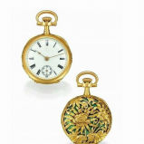Vintage and Classical Quartz Keychain Watches with Elegant Design