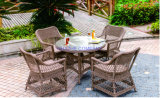 Wicker Sofa Outdoor Rattan Furniture Chair Table Wicker Furniture Rattan Furniture for Wicker Furniture (Hz-BT102)