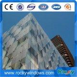Interior and Exterior Aluminum Material Curtain Wall