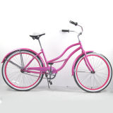 26 Inch Hot Sale High Quality Beach Cruiser Bike Bicycle