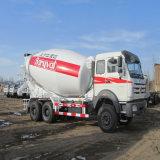 6X4 Beiben 8cbm Concrete Mixer Truck