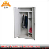 Chinese Metal Furniture Bedroom Cupboard Style Steel Almirah/ Cheap Price Steel Wardrobe