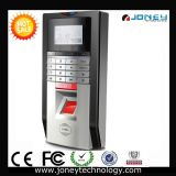 B&W Fingerprint RFID Card Access Control and Time Attendance