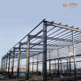 Large Span Steel Structure Workshop with CE Certificate (S-S 050)