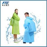 Good Quality PVC/Polyester Waterproof Workwear Rain Coat