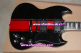 Sg Style Afanti Electric Guitar (ASG-552)