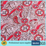 Women Printed Dress Rayon Fabric From Textile Factory
