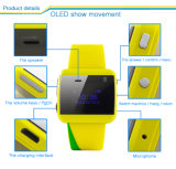 2014 Fashionable Latest Smart Bluetooth Watch Phone (GK-U watch)