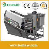 Techase- Volute Dewatering Press for Activated Sludge Process
