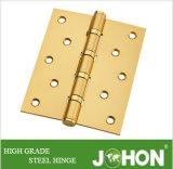Steel or Iron Door Hardware Metal Bearing Hinge (5′X4′)