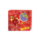 Red Date & Barbary Wolfberry Fruit OEM Candy Tablets