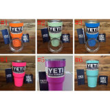 Colorful 30oz 18/8 Stainless Steel Mug Yeti Cooler