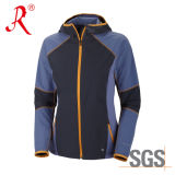 New Design Hot Sale Men Waterproof Softshell Jacket (QF-434)