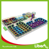 Liben Customized Indoor Trampoline Area for Amusements Park
