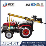Small Air Drilling Rig, Water Wells Drill Equipment on Tractor