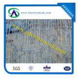 Electric Galvanized Double Twist Barbed Wire